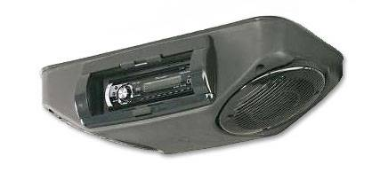Tractor Tunes Stereo Console For Club Car