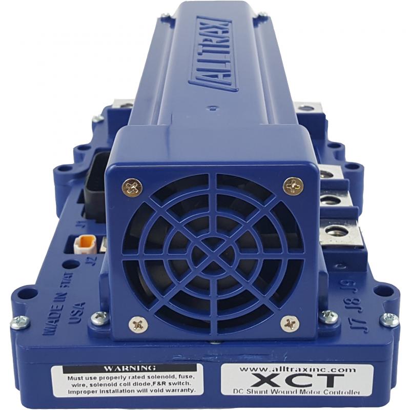 E-z-go - Controller  48v 300a Pds Part   Xct-48 300 Pds