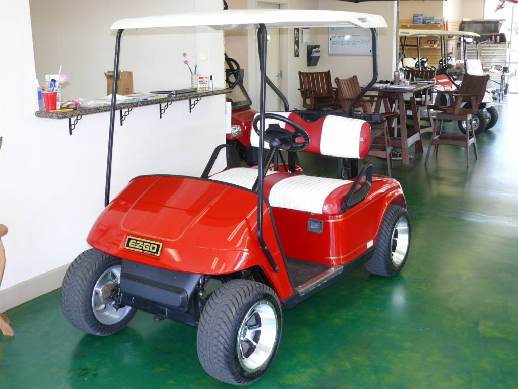 Hyundai Gas Golf Cart Parts Pictures To Pin On Pinterest