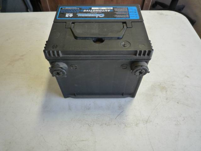 Side By Side Atv >> Battery 12 Volt Gas Golf Cart Battery