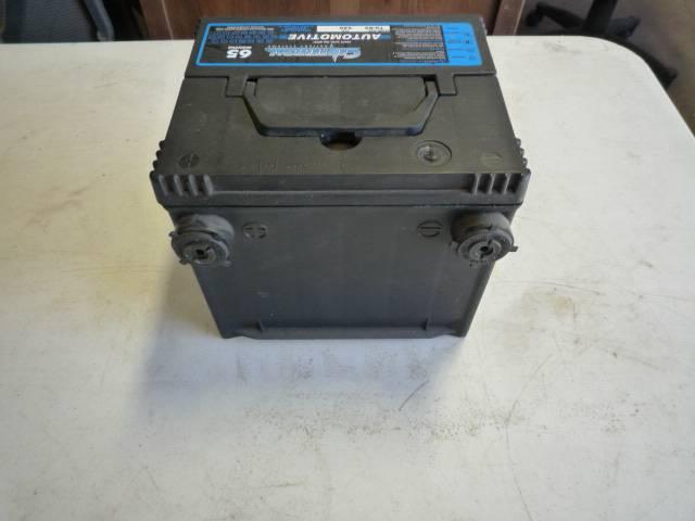 Yamaha Gas Powered Golf Cart Battery