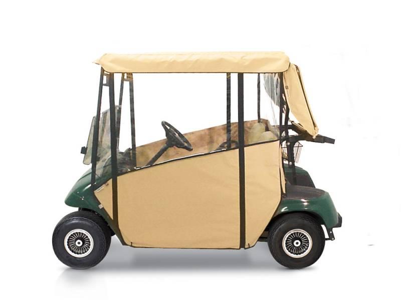 F on Taylor Dunn Carts