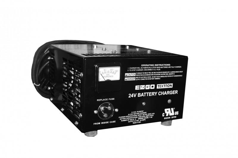 E Z GO Battery Charger 24 Volt On Board Part 602707