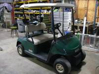 E-Z-GO - 2010 RXV Electric Golf Cart