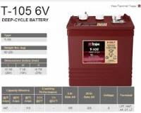 Trojan Battery - Trojan Golf Cart Battery 6 Volt