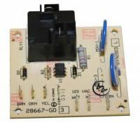 EZ-GO Parts - EZGO POWERWISE CONTROL BOARD W/ AC Detect