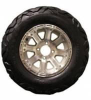 "EZ-GO Parts - 23"" VX Tire w/ 12"" Diamond Wheel Assembly"
