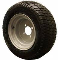 "EZ-GO Parts - 10"" Pro-Tour Radial Tire and Wheel Assembly"