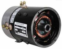 Nivel - 36 Volt 8HP 19-Spline Speed Motor (Fits Select E-Z-GO and Yamaha Models)