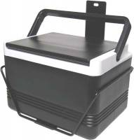 Nivel - 12 QT. BLACK COOLER & BRACKET