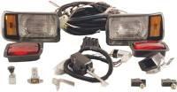 Nivel - DELUXE LIGHT KIT CHROME CC 36V