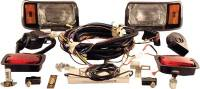 Nivel - DELUXE LIGHT KIT CHROME CC 48V