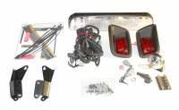 EZ-GO Parts - Light Kit;  Fleet to Pvt. Gas