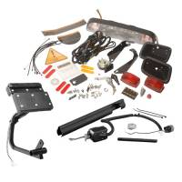 EZ-GO Parts - DELUXE LIGHT Kit with Turn Signal and Brake Light for Gas TXT